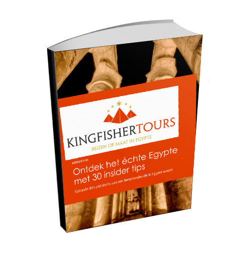 E-book 30 insider reistips Egypte Kingfisher Tours
