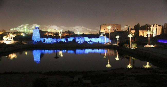 Sound-en-light-show-Karnak-tempel-Luxor