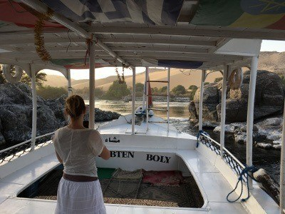 400 Motorboottocht over de Nijl in Aswan